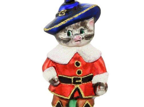 Pugwash Pirate Cat Ornament