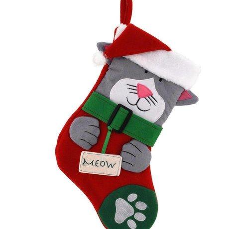Silverbell Christmas Stocking