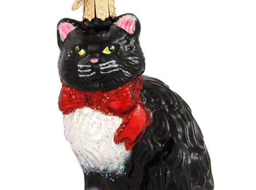 Mittens Christmas Ornament