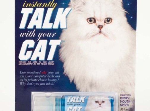 Talk with Your Cat Breath Spray