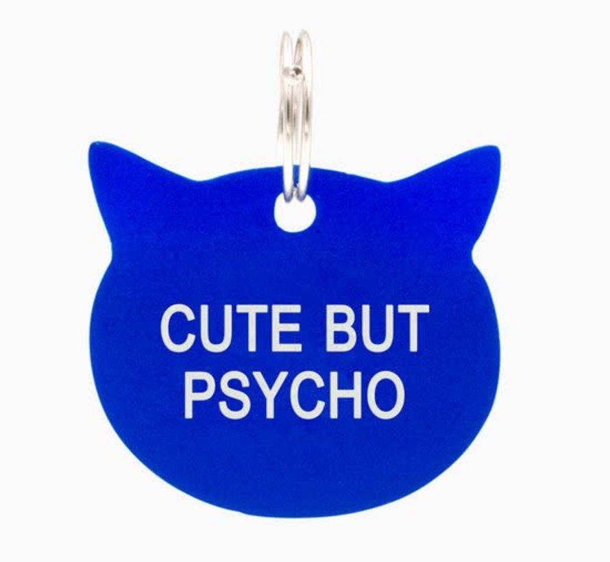 Cute But Psycho Tag