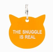 The Snuggle is Real Tag