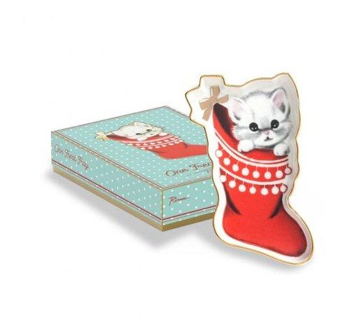Treat Trays Kitten Stocking