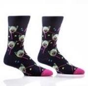 Jasper Laser Men's Cats Socks