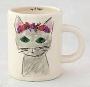 Siobhan Embossed Mug