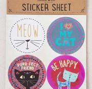 Talula Stickers