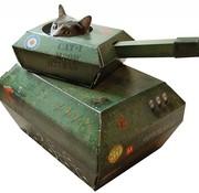 Arnie Kittie Tank