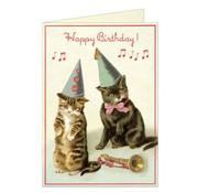 Bae Musical Birthday Card