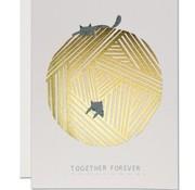 Together Forever Love Card