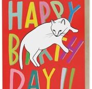 Olivia Birthday Card