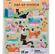 Fun Time Pop-up Stickers