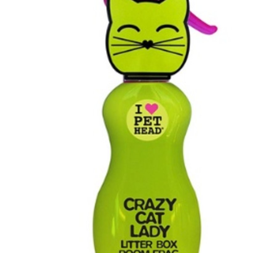 Crazy Cat Lady Litter Box Room Fragrance