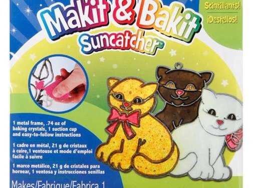 Sparkles Suncatcher Kit