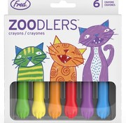 Youngson Seraphina Cat Paw Crayons