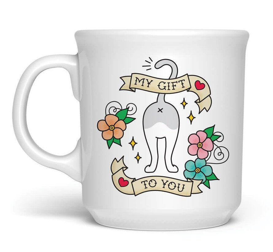 "Josephine ""My Gift to You"" Mug"