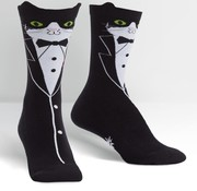 Youngson Bond Tuxedo Women's Socks