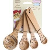 Talisman Rosie Measuring Spoons