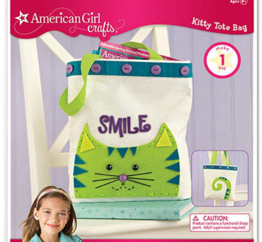 Jenna American Girl Cat Tote Kit