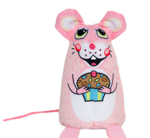 Tonika Cupcake Baby Mice Toy