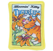 TigerLily Seed Packet Cat Toy
