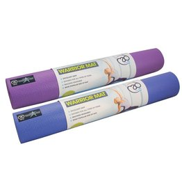 MAD Fitness Warrior Yoga Mat 4mm