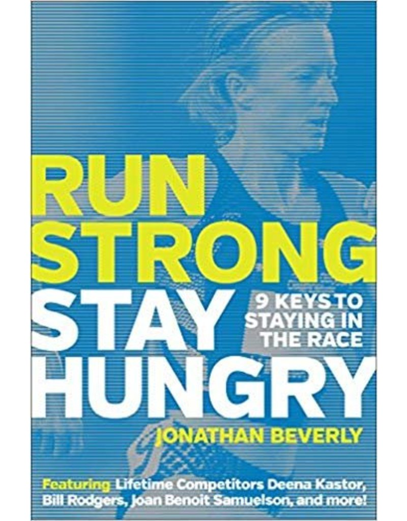 VeloPress Run Strong Stay Hungry