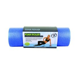 "MAD Fitness 6"" Foam Roller Blue"
