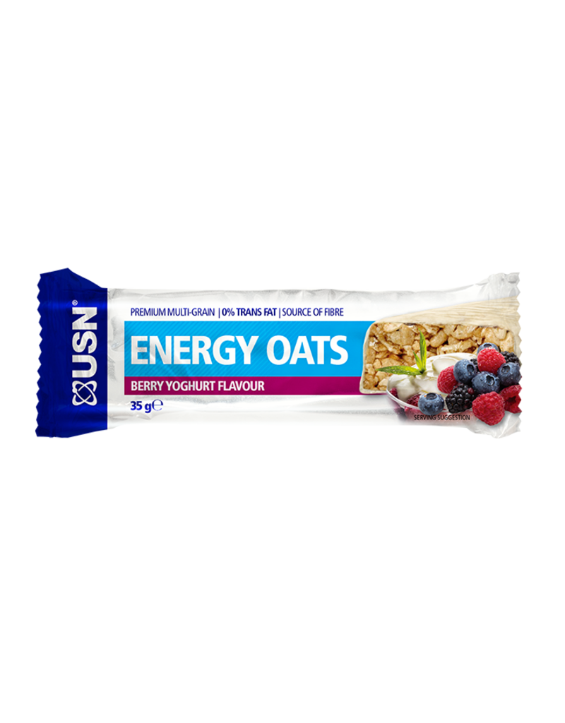 USN Energy Oats Bar 35g