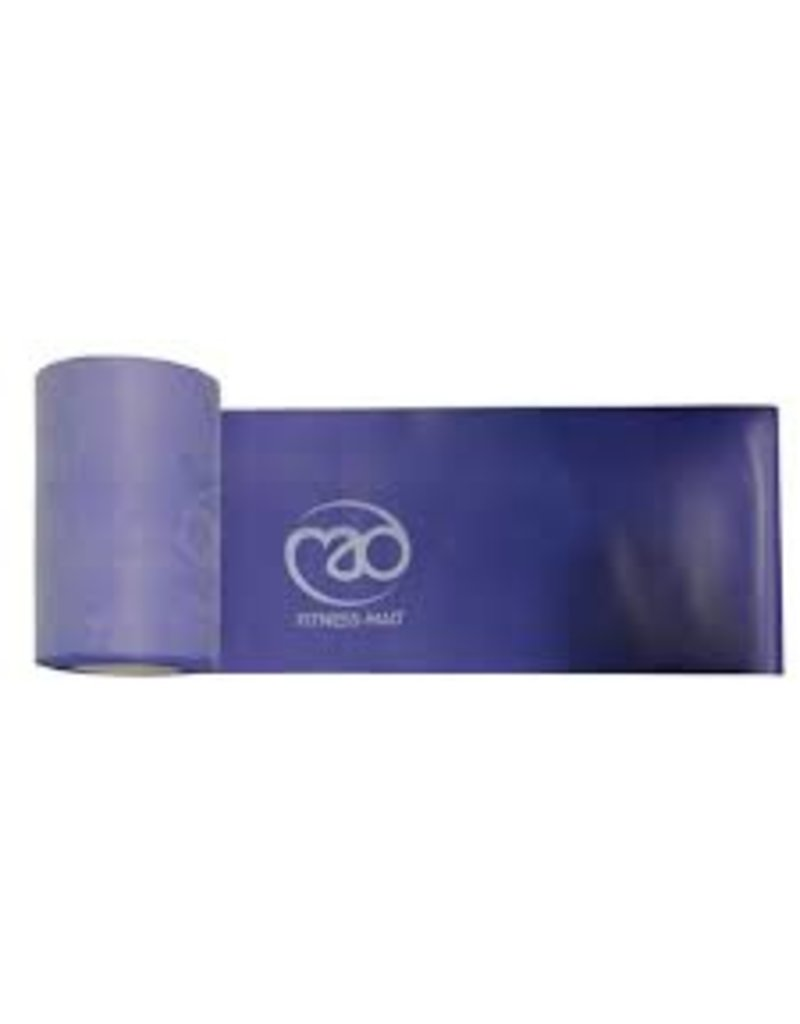 MAD Fitness Resistance Band Roll Medium - 1m cut x 15cm