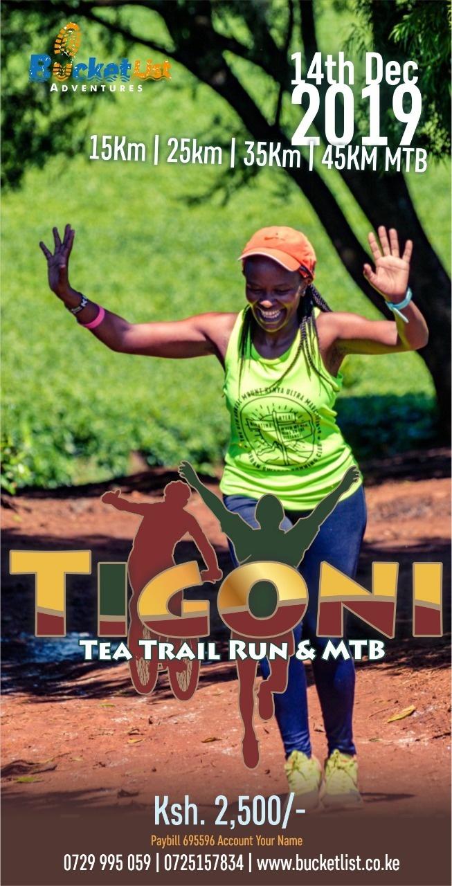 Tigoni Trail Run