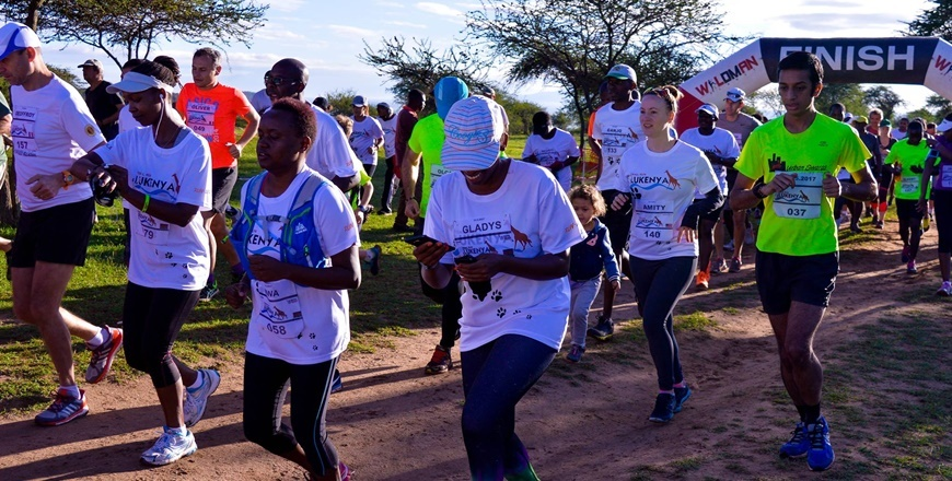 Lukenya Trail Run