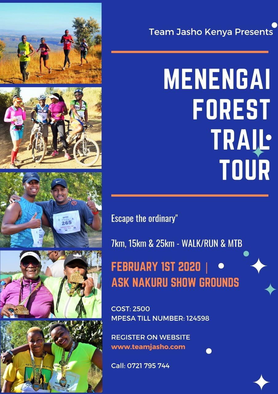 Menengai Forest Trail Tour