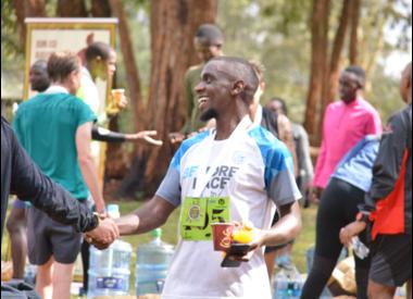 Real Kenyan Runners Series