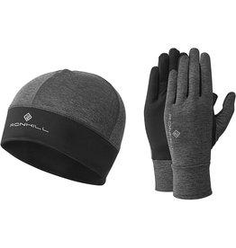 Ronhill Contour Beanie & Glove Set
