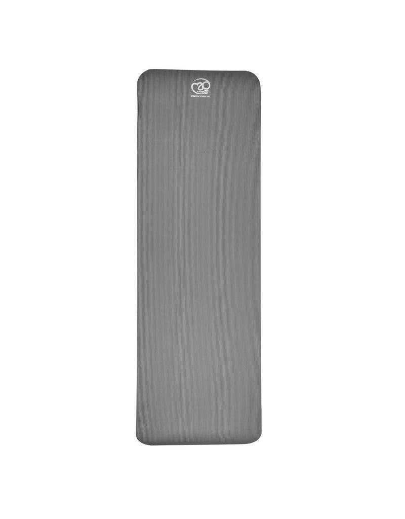 MAD Fitness Stretch Fitness Mat - 10mm Grey