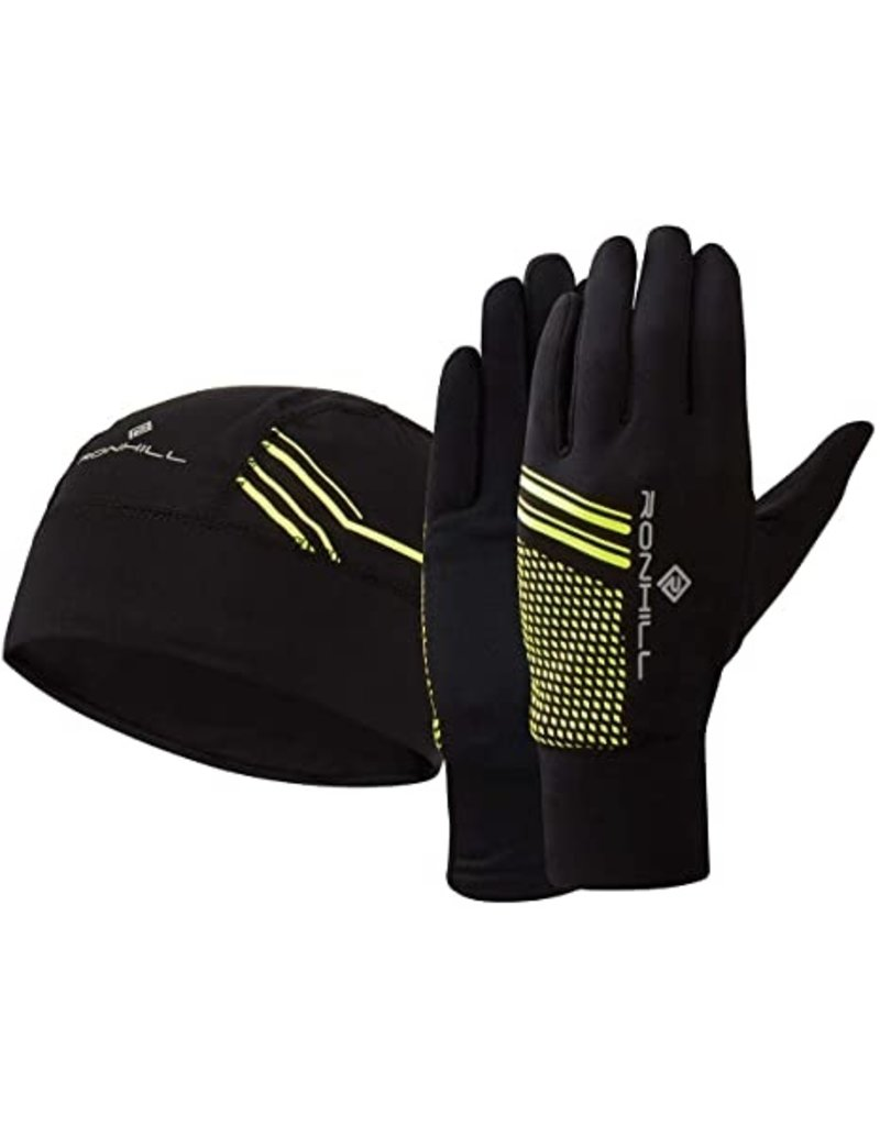 Ronhill Beanie and Glove Set