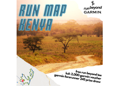 Run Map Kenya