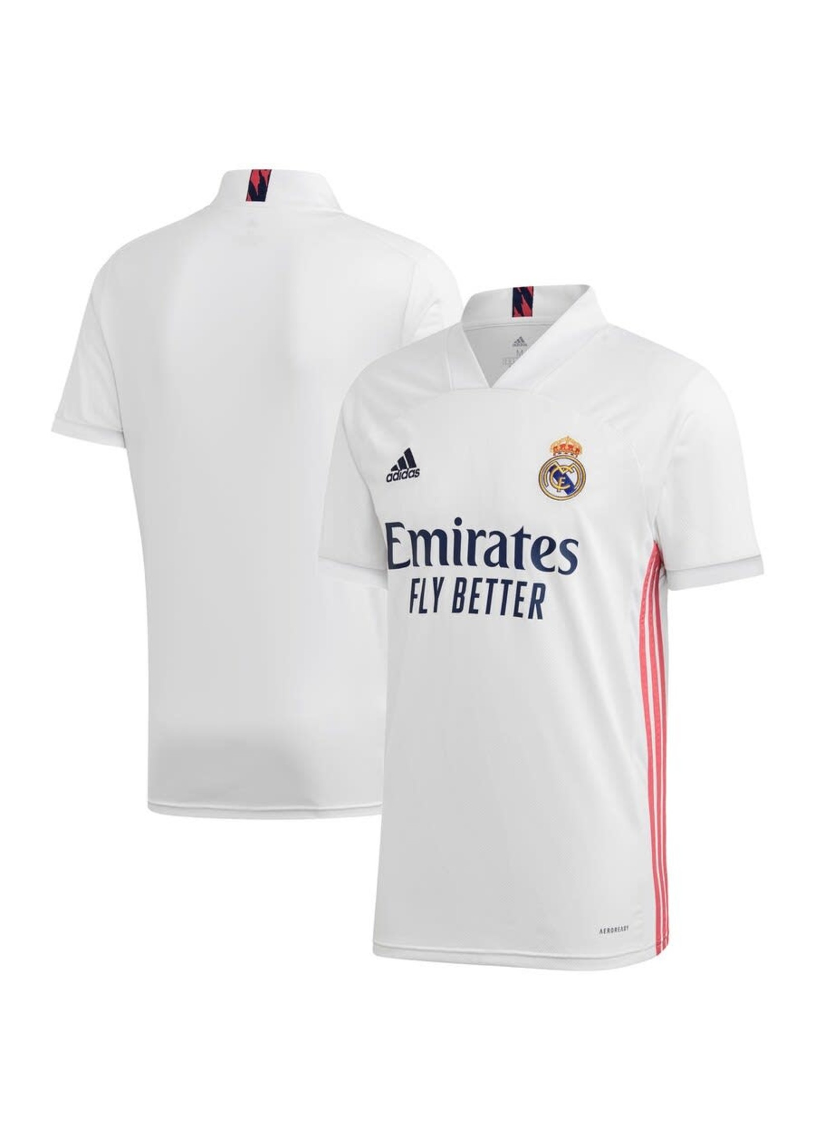 Adidas REAL MADRID 2020/21 HOME JERSEY - YOUTH