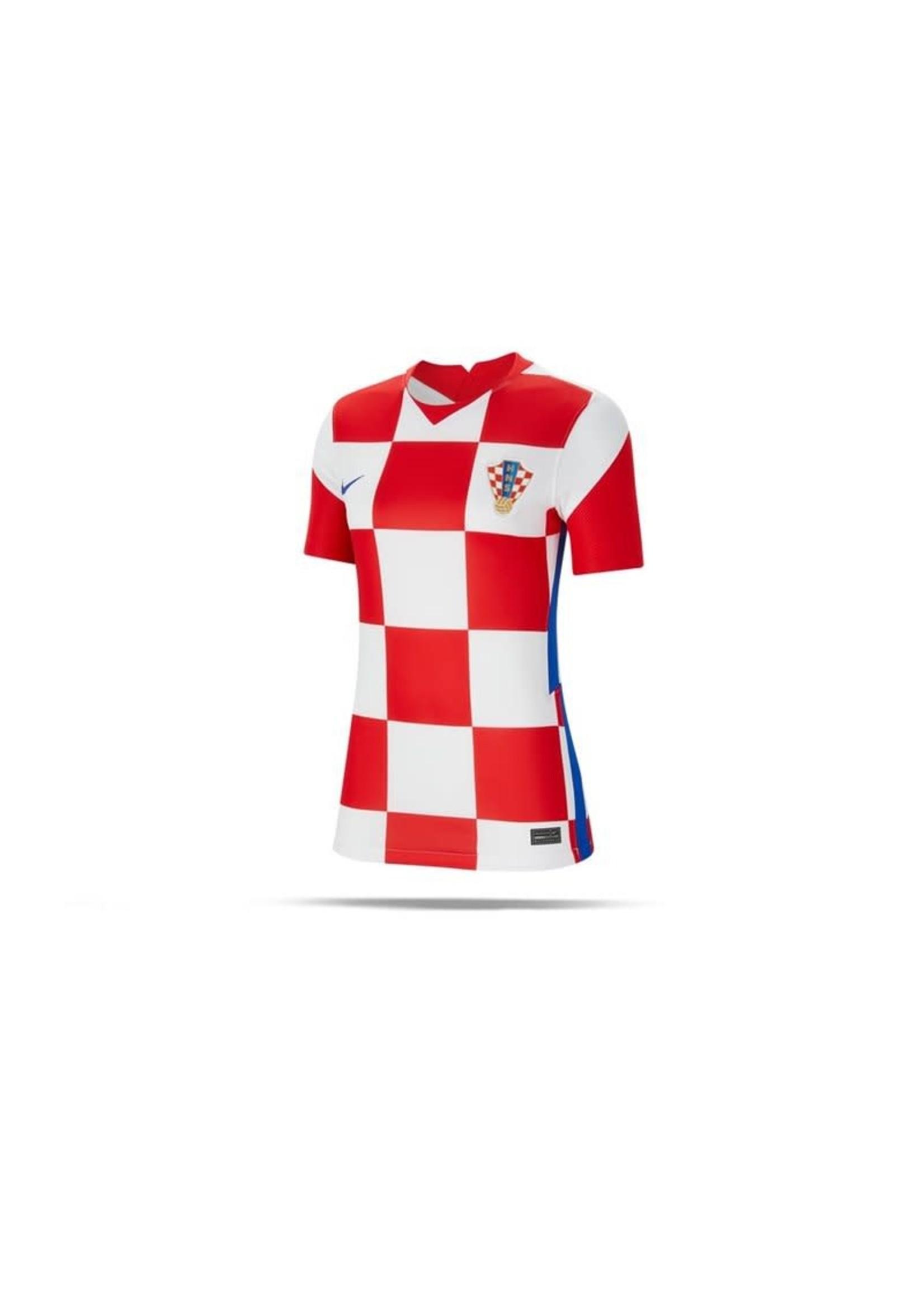 Nike CROATIA EURO 2020 HOME JERSEY - WOMENS