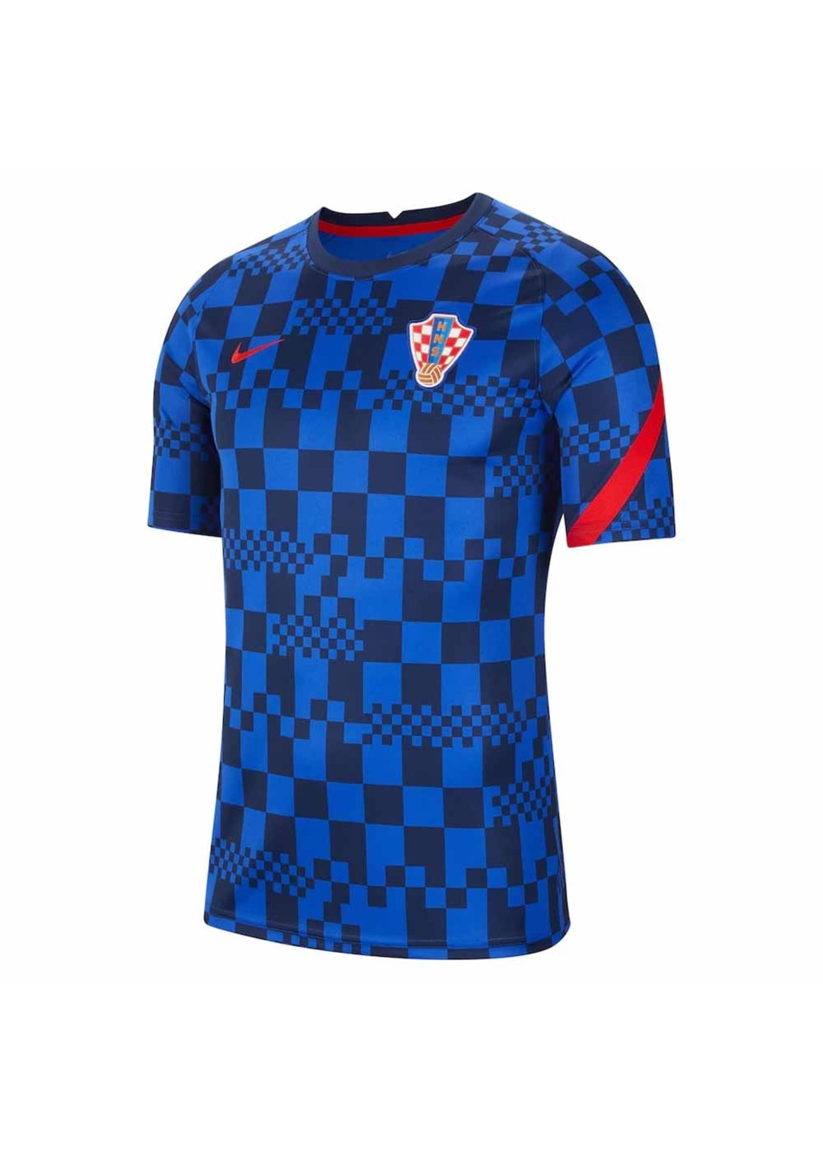 Nike CROATIA PRE MATCH JERSEY