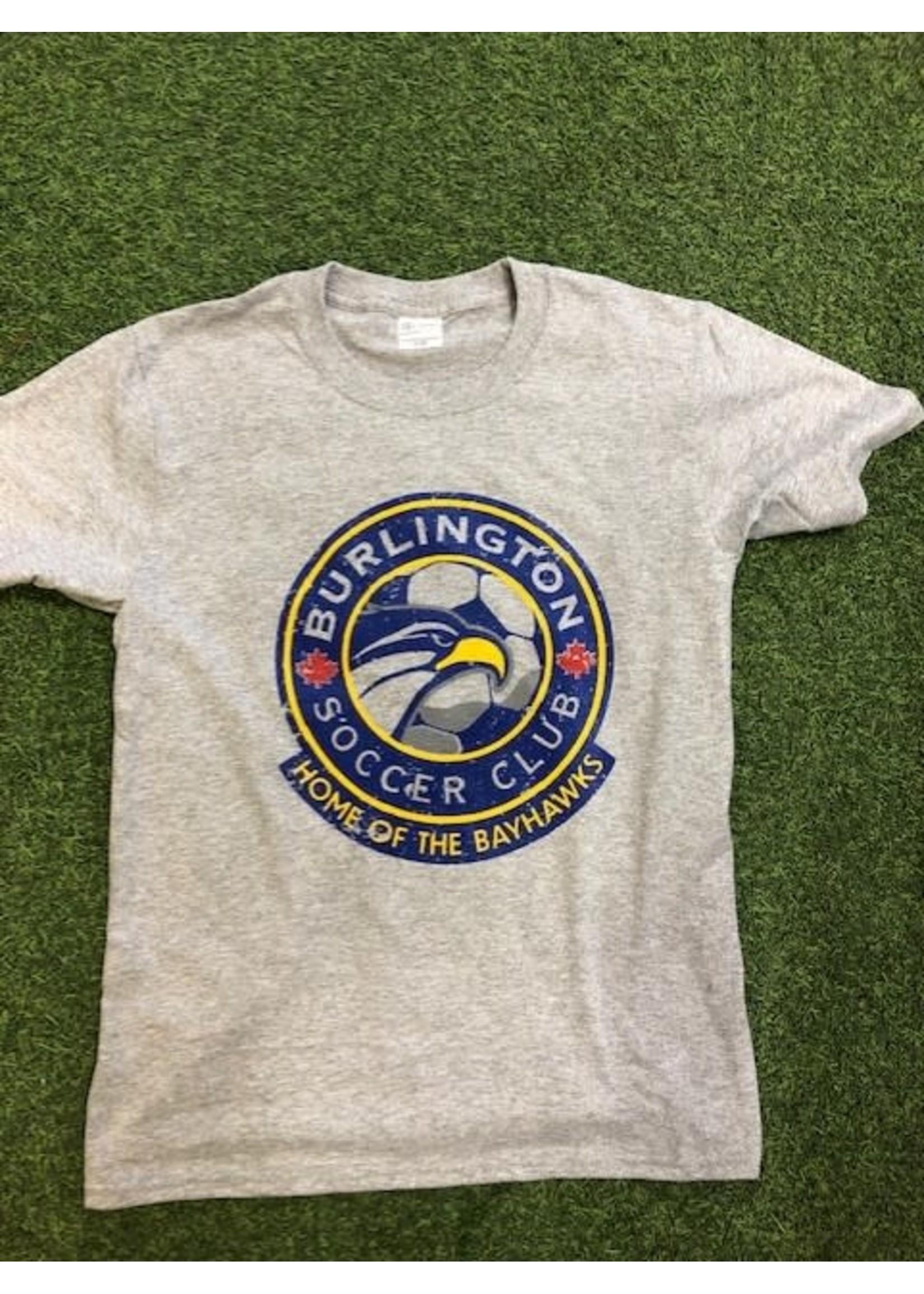 BURLINGTON SOCCER CLUB T SHIRT