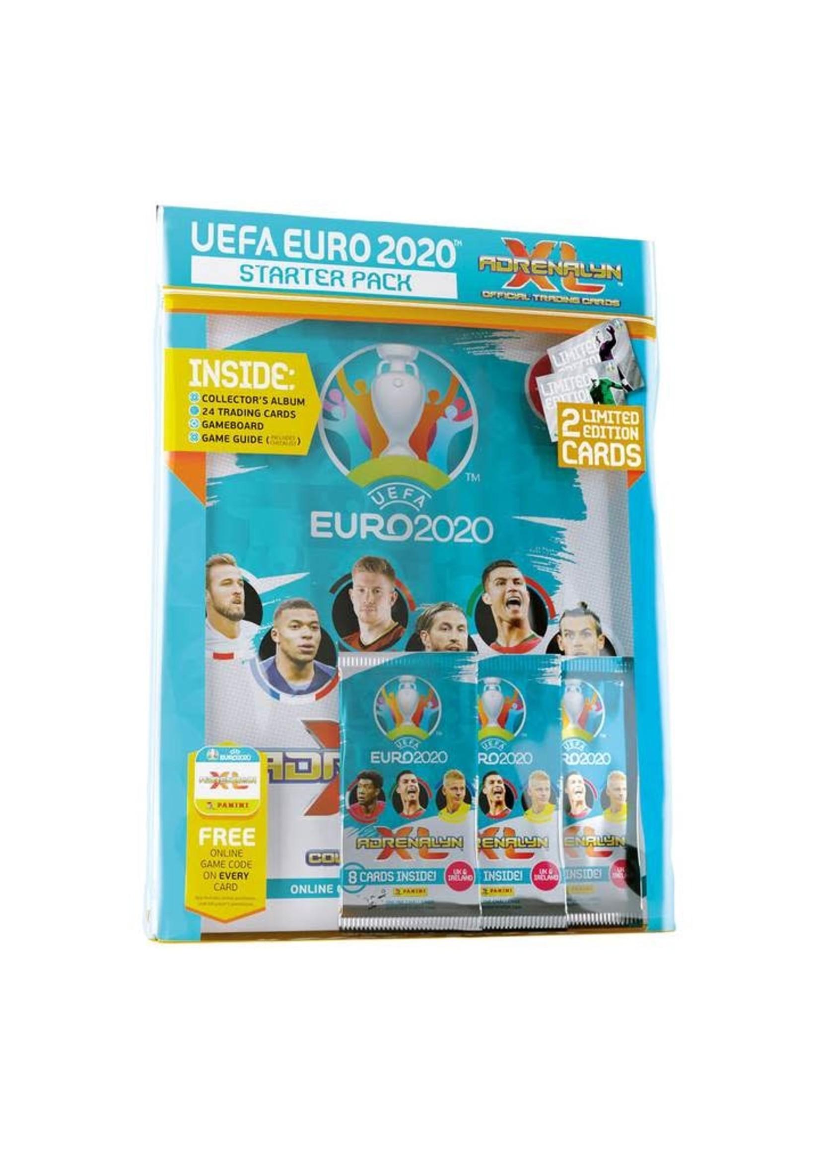 EURO 2020 CARDS - STARTER PACK