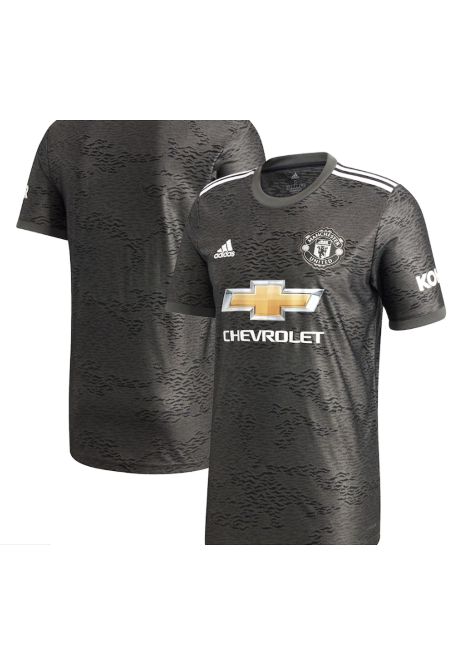 Adidas MANCHESTER UNITED AWAY JERSEY 2020/21 - YOUTH