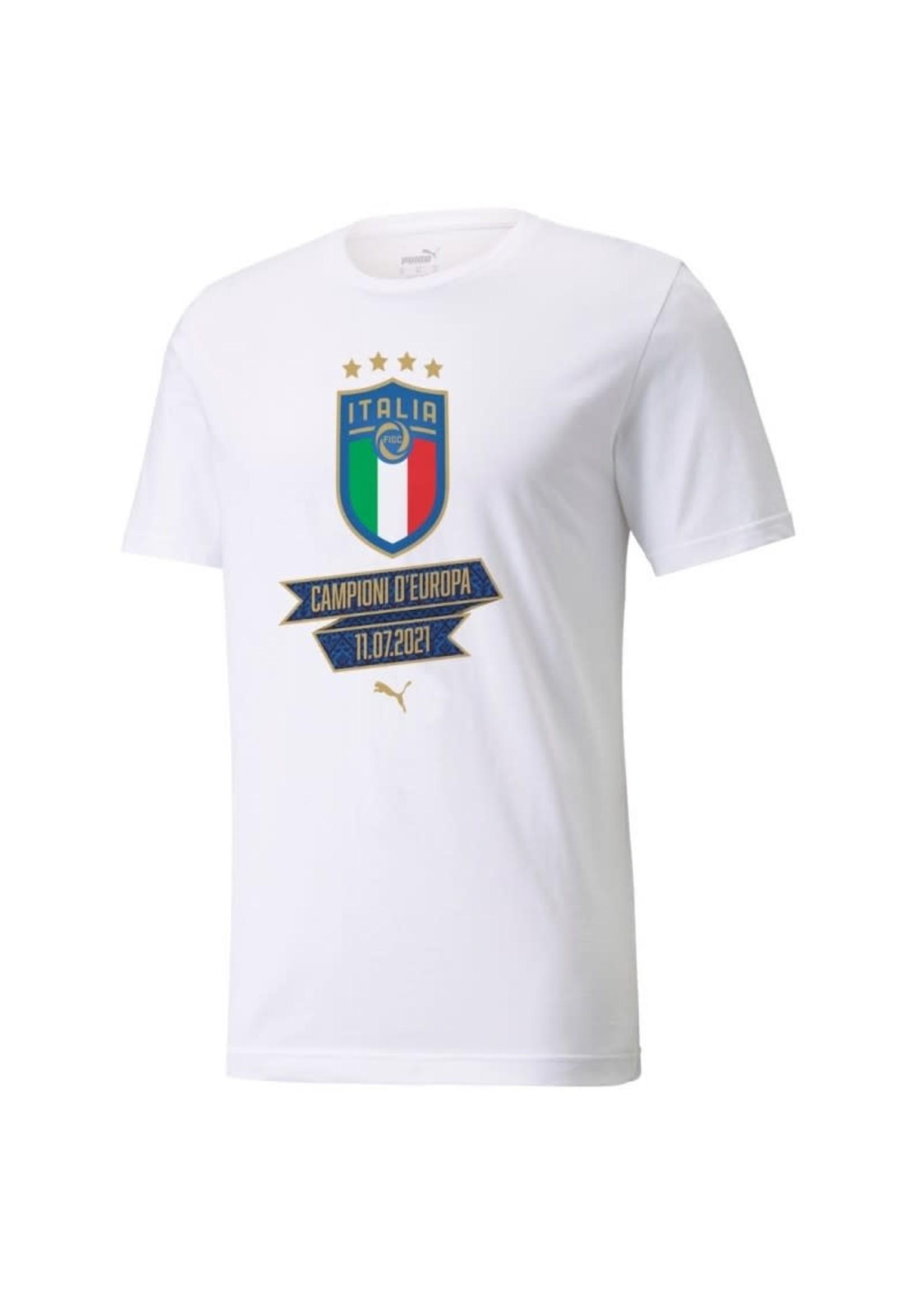 Puma FIGC (ITALY) CHAMPIONS TEE