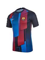 Nike BARCELONA YOUTH PRE-MATCH JERSEY 2021/22