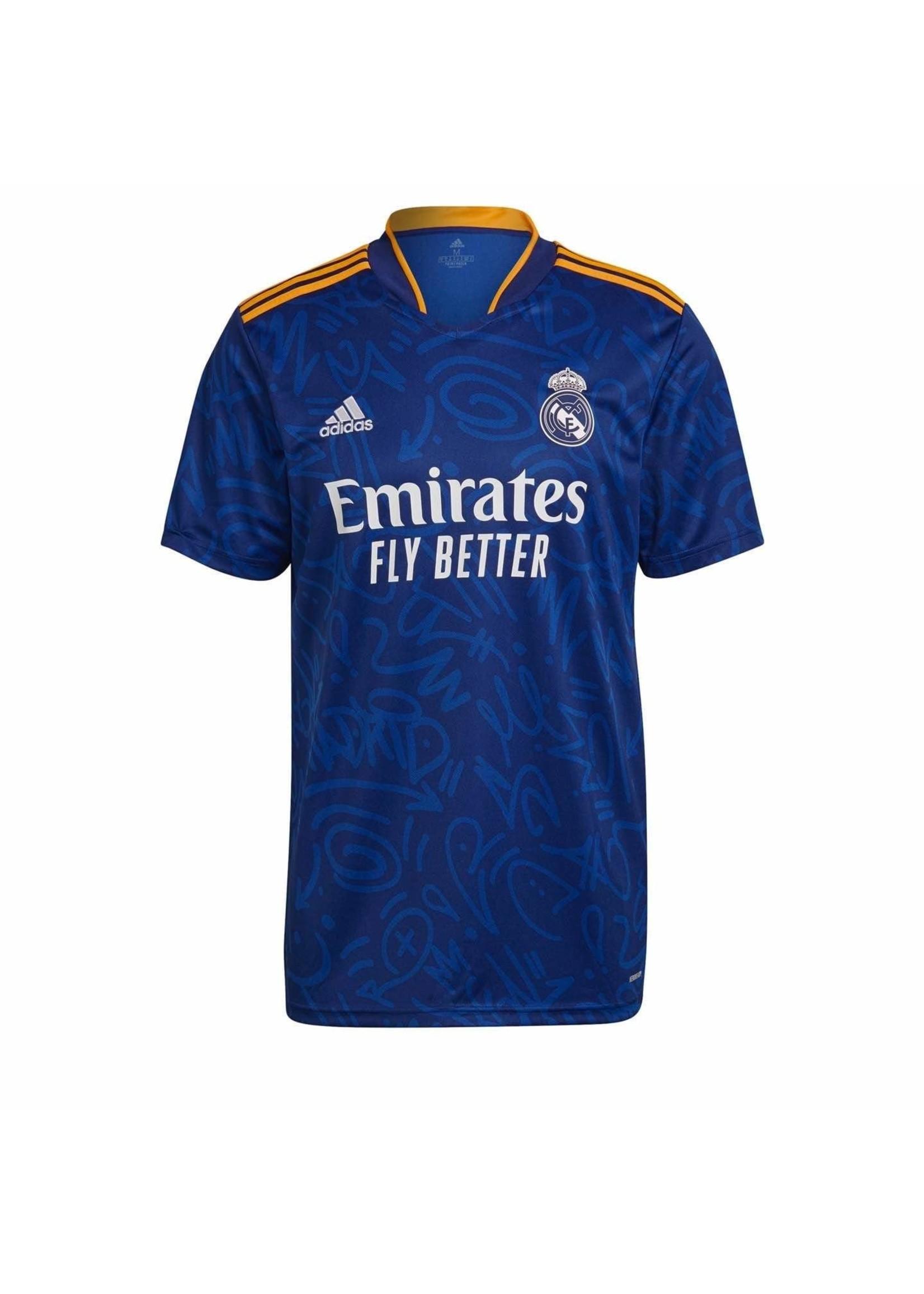 Adidas REAL MADRID AWAY JERSEY 2021/22