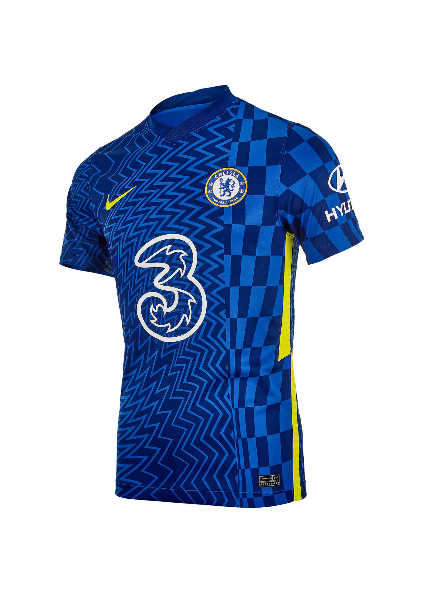 CHELSEA 2021/2022 HOME JERSEY - YOUTH