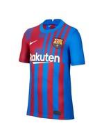 Nike FC BARCELONA HOME JERSEY 2021/22 - YOUTH