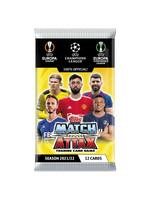 2021/22 TOPPS MATCH ATTAXCHAMPIONS LEAGUE CARDS