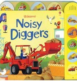 EDC Publishing (Usborne / Kane Miller) Noisy Diggers